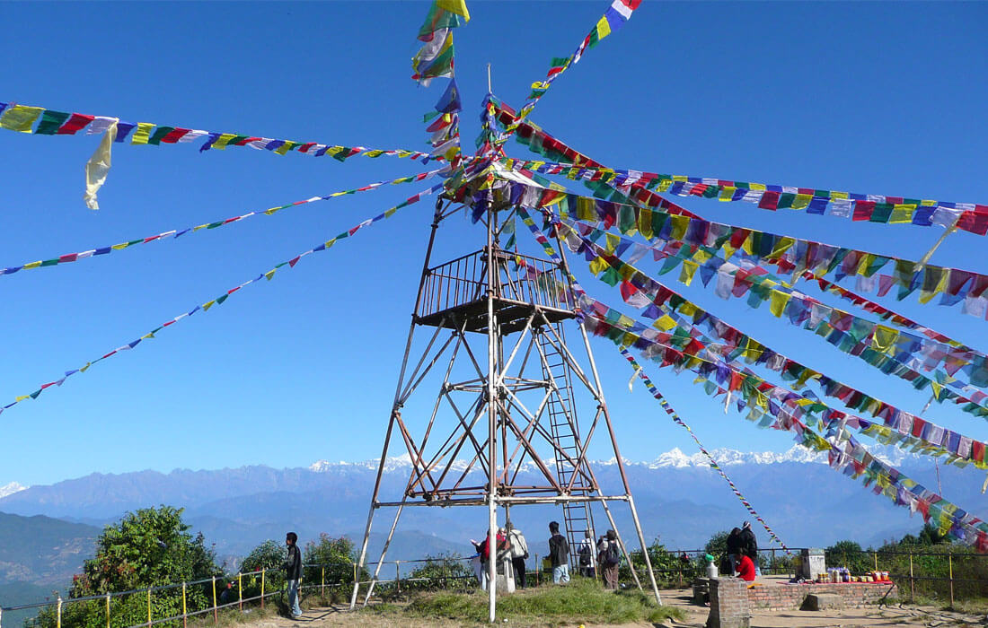 Sankhu-Nagarkot Day Hike